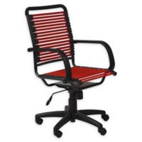 Euro Style® Bungie Office Chair in Red