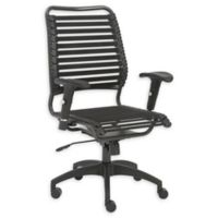 Euro Style® Baba Office Chair in Black