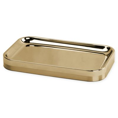 Lifestyle Home Linea Split Finish Guest Towel Tray