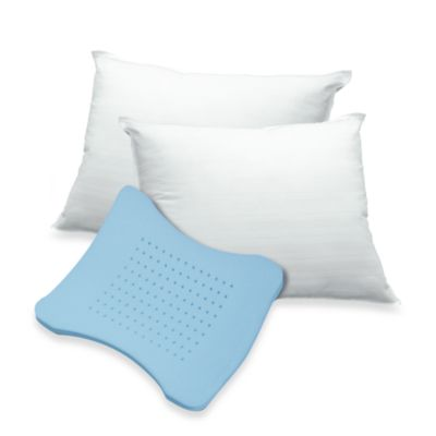 Buy Therapedic Memory Touch Neck Pillow from Bed Bath & Beyond