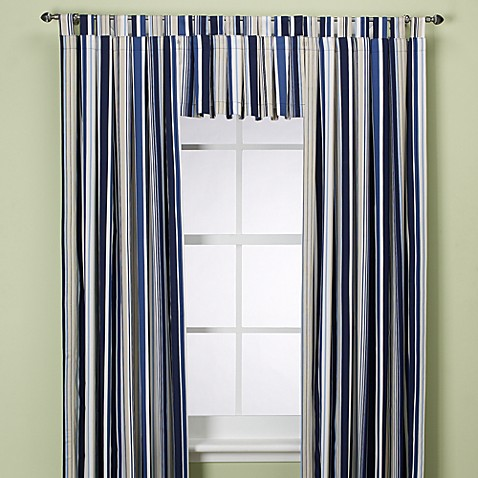 Henley 108-Inch Window Curtain Panel
