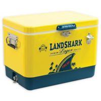 Margaritaville® MGV Land Shark 54 Qt. Cooler with Bottle Opener in Yellow
