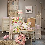 Glenna Jean Charlotte 3-Piece Crib Bedding Set