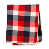 Glenna Jean Camp River Rock Plaid Quilt