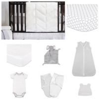 The PeanutShell™ Taylor 11-Piece Sleep Essentials Crib Set
