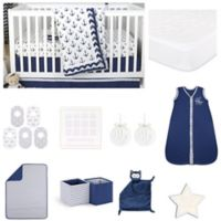 The PeanutShell™ Sail Away 18-Piece Nursery Essentials