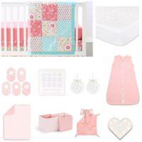 The PeanutShell™ Gia 18-Piece Nursery Essentials Set