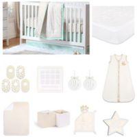 The PeanutShell™ Minted Confetti 18-Piece Nursery Essentials Set