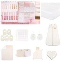 The PeanutShell™ Sweet Swan 18-Piece Nursery Essentials Set