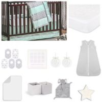 The PeanutShell™ Straight and Arrow 18-Piece Nursery Essentials Set