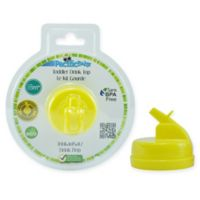 Pacific Baby Wide-Neck Sippy Drink Top in Yellow