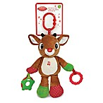 Rudolph the Red-Nosed Reindeer® Developmental Activity Toy