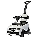 Best Ride On Cars® Mercedes 3-in-1 Push Car in White