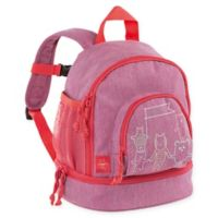 Lassig About Friends Mini Backpack in Pink