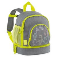 Lassig About Friends Mini Backpack in Grey