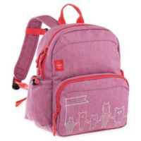 Lassig About Friends Medium Backpack in Pink