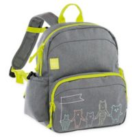 Lassig About Friends Medium Backpack in Grey