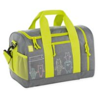 Lassig About Friends Mini Sports Bag in Grey