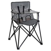 ciao! baby® Portable High Chair in Grey