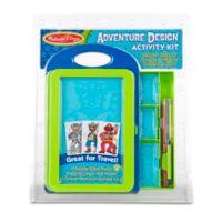 Melissa & Doug® Adventure Design Activity Kit