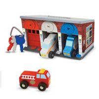 Melissa & Doug® Keys & Cars Rescue Garage