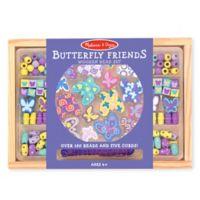 Melissa & Doug® Butterfly Friends Wooden Bead Set