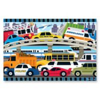 Melissa & Doug® Traffic Jam 24-Piece Floor Puzzle