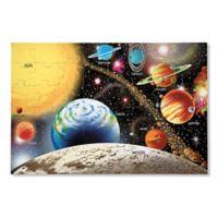 Melissa & Doug® Solar System And Underwater Puzzle Bundle Set