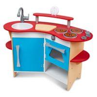 Melissa & Doug® Cook's Corner Wooden Kitchen