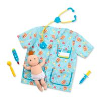 Melissa & Doug® Pediatric Nurse Role Play Costume Set