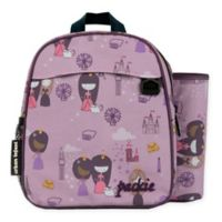 Urban Infant Packie Princess Toddler Backpack in Purple
