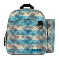 Urban Infant Packie Seattle Toddler Backpack in Blue