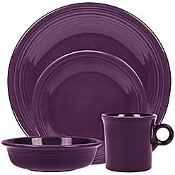 product image for Fiesta® Dinnerware Collection in Mulberry