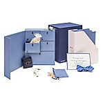 Savor™ Wedding Edition Keepsake Box in Blue
