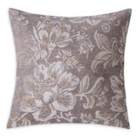 Make-Your-Own-Pillow Baycrest 20-Inch Square Throw Pillow Cover in Grey