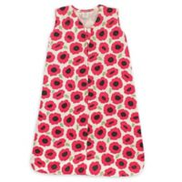 Touched by Nature® Size 18-24M Poppy Organic Cotton Sleeping Bag in Red