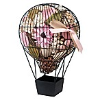 Lumiere English Garden Wire Cage Balloon Potpourri