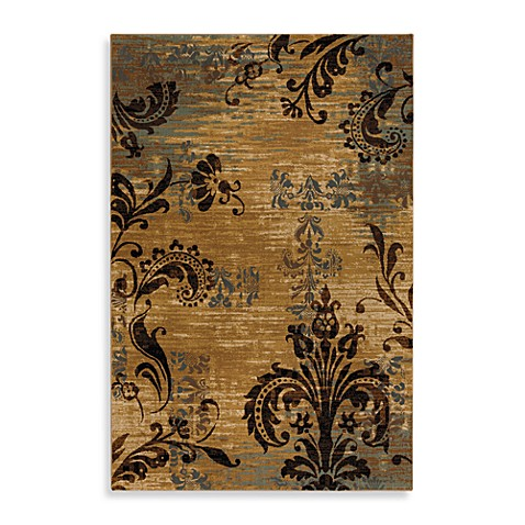 Mohawk Home Select Versailles Imperial Palace 8-Foot x 11-Foot Rug