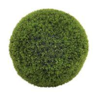Ridge Road Décor 15-Inch Lifelike Grass Ball