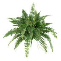 Nearly Natural 40-Inch Boston Fern (Set of 2)