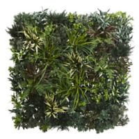 Nearly Natural 3-Foot Greens and Ferns Living Wall