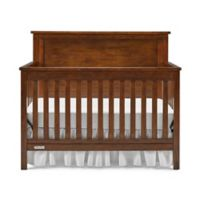 Fisher-Price® Quinn 4-in-1 Convertible Crib in Rustic Brown