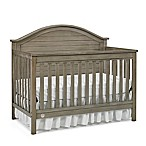 Fisher-Price® Haley 4-in-1 Convertible Crib in Vintage Grey
