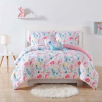 My World Mermaids Reversible Comforter Set