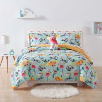 My World Party Animals Twin XL Comforter Set