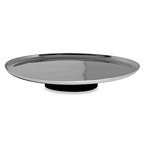 Vera Wang Wedgwood® Elements 12-Inch Footed Cake Plate