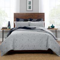 Pendleton® Ashland Full/Queen Duvet Cover Set in Grey