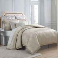 Charisma Tribeca 4-Piece King Comforter Set in Gold