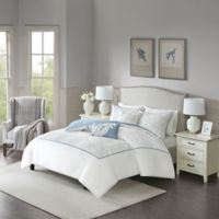 Harbor House™ Boxton Full/Queen Duvet Cover Set in Blue