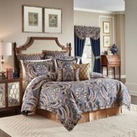Croscill® Aurelio Queen Comforter Set in Blue